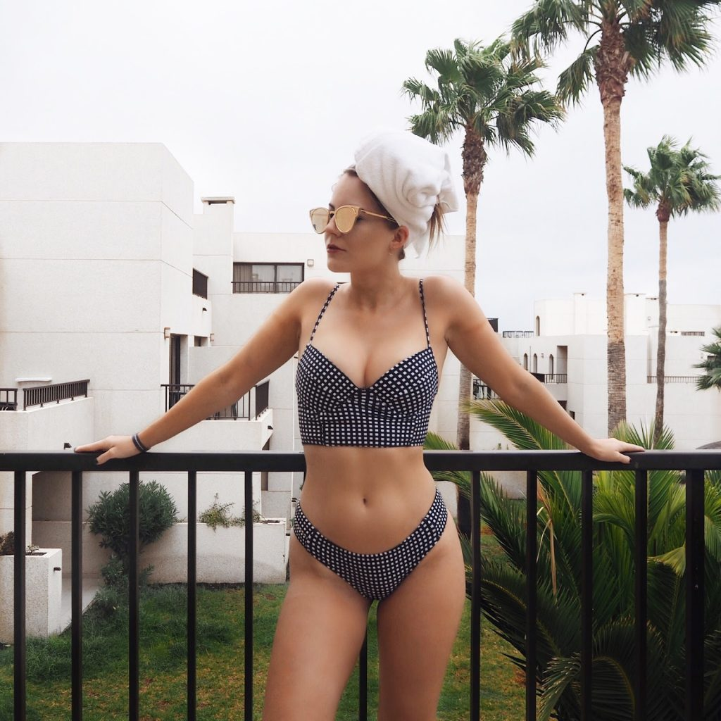 What I wore on holiday in Lanzarote